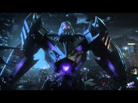 Трейлер Transformers: Fall of Cybertron