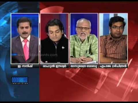 News Night about Amrithanandamayi