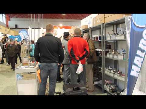 Rybárstvo a poľovníctvo 2013 - Agrokomplex
