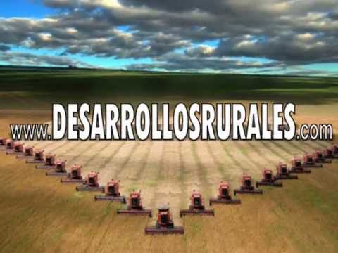 Desarrollos Rurales - ventas para el agro - tractores - camiones - maquinaria agricola - viales