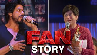 shahrukh khan movies dialogues, srk dialogues, fan movie trailer launch, fan movie story revealed