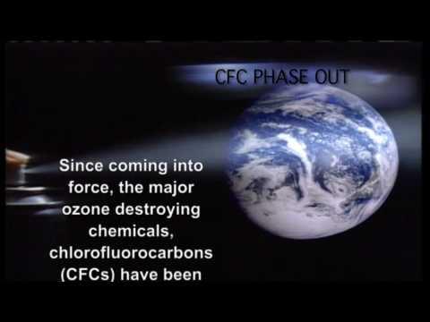 Curtain Raiser: Montreal Protocol