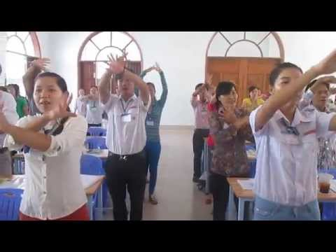 Đường về nhà Cha - Giáo lí viên - khóa 4- Giáo phận Cần Thơ