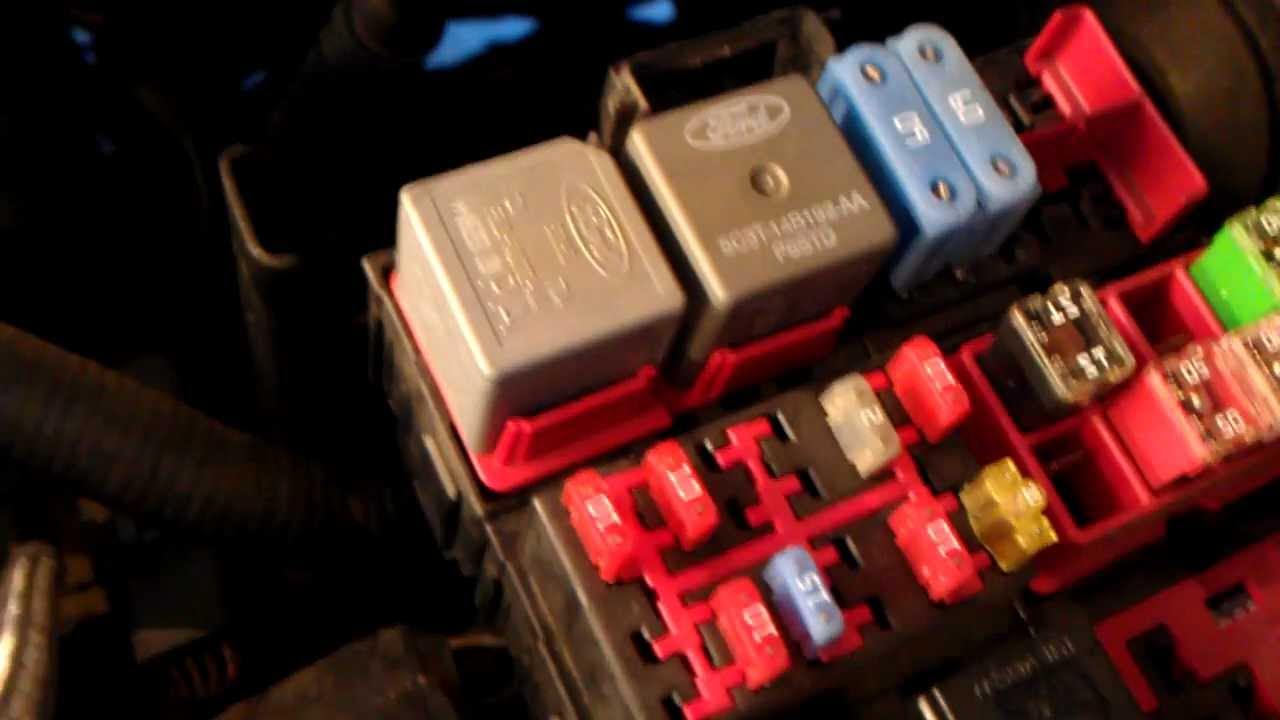Maxresdefault on 06 ford fuse box