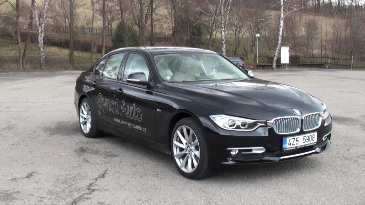 Bmw 320d f30 modern line test drive youtube for Bmw modern line