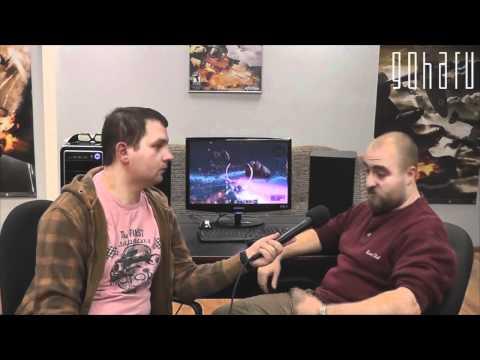 Интервью для GOHA.ru (2 части)