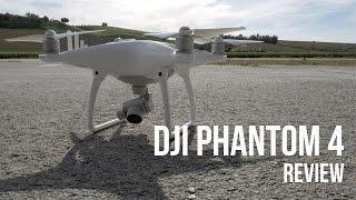 DJI Phantom 4, posiblemente el mejor drone del mercado