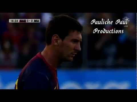 Lionel Messi The Movie 2012 pre season HD