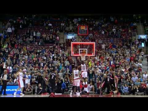 Top 10 NBA Clutch Shots: November 2013
