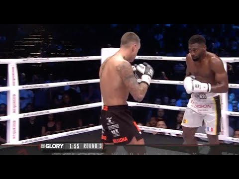 GLORY 42 Paris: Rewind Show