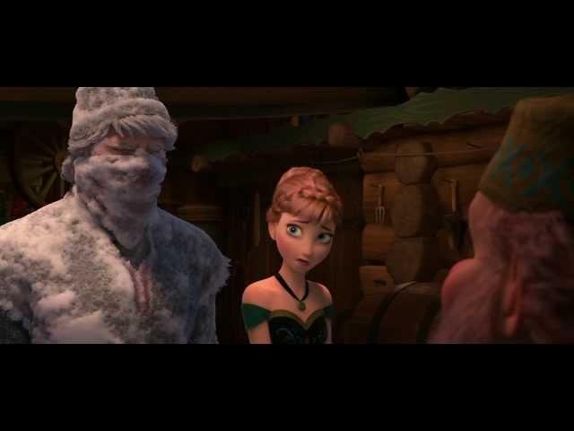 Замръзналото кралство - финален дублиран трейлър :)