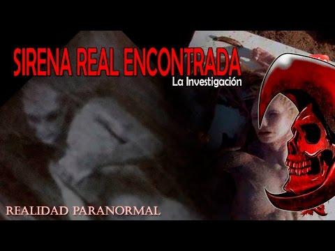 SIRENA REAL DESCUBIERTA (La verdad) @OxlackCastro