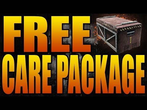 Ghosts 101 Episode 7: How to Get a Free Care Package on Octane! (Call of Duty COD Ghost Tips Tricks)