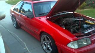1992 Mustang GT 5.0 E Cam