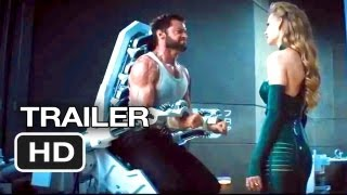 The Wolverine Official Trailer #1 (2013) Hugh Jackman