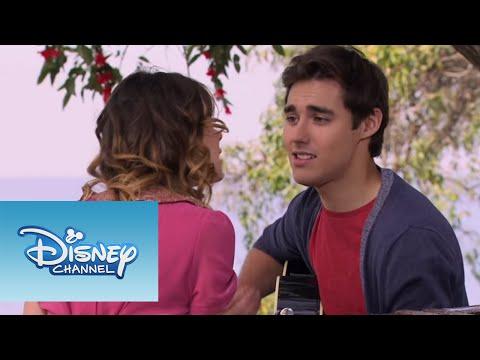 Violetta: León y Vilu cantan ¨Nuestro Camino¨ (Ep 78 Temp 2)
