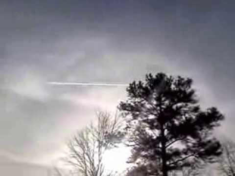 Daily poison for Columbia SC. Chemtrails 2.17.2014