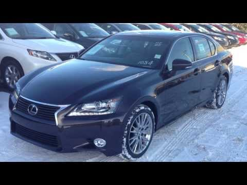 2014 Lexus GS 350 AWD Technology Plus Package Review