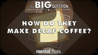 Decaf Coffee is a Big Fat Lie