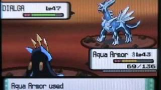 Pokemon Diamond / Pearl Walkthrough 78 Dialga In A