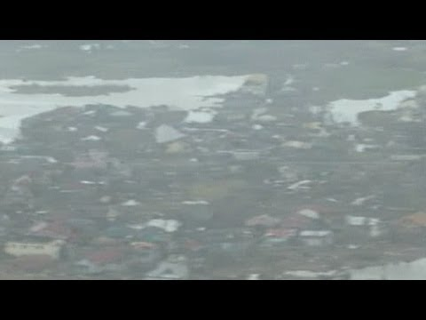 Typhoon Haiyan: Shocking aerial pictures reveal devastation in the Philippines