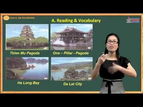 Bài giảng English 10 - An Excursion - Reading - Vocabulary - Cadasa.vn