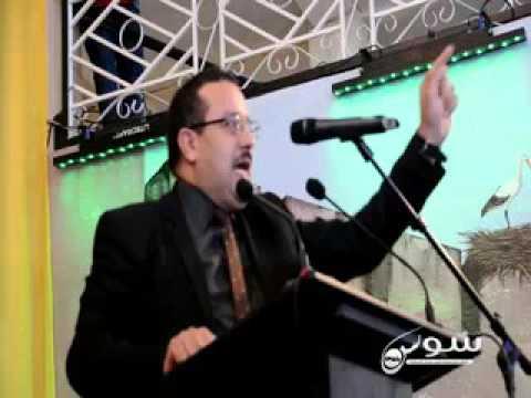 إنزكان : كلمة قوية لأدراق رئيس المجلس البلدي خلال افتتاح سوق الحرية