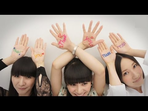 [Lyric Video] Perfume 「Hold Your Hand」
