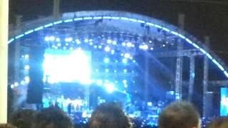Cae Escenario Arrolladora Banda Limón Feria Qro. 2012