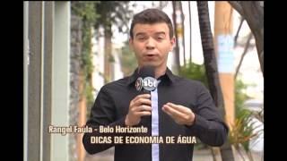Tarifa m�nima de consumo de �gua cobrado pela Copasa causa pol�mica