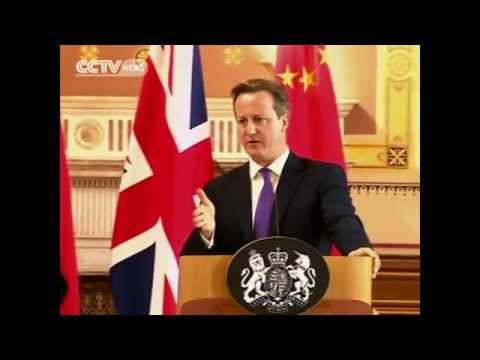 Premier Li Keqiang In The UK  To Boost Trade And Diplomatic Relations.