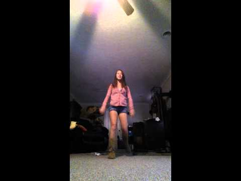 Me Dancing to Timber by Pitbull ft. Ke$ha