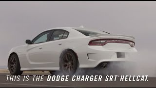 Dodge Charger SRT Hellcat - Trailer / Werbung