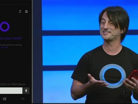 Cortana: Microsoft's answer to Apple's Siri