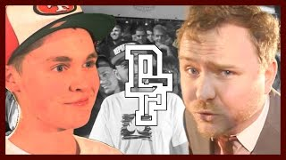 Blizzard vs Mark Grist: Don't Flop Rap Battle