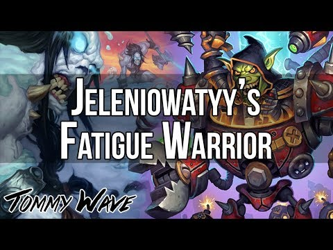 Jeleniowatyy's Fatigue Warrior - Hearthstone Decks