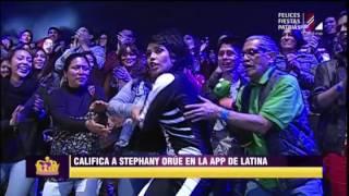 Stephanie Orúe es la primera reina mujer de