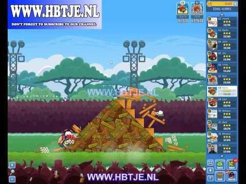 Angry Birds Friends Tournament Week 80 Level 3 high score 138k (tournament 3)