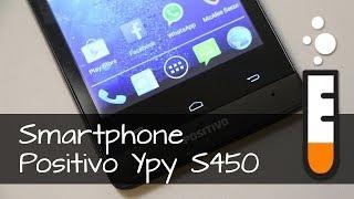 Positivo Ypy S450 Smartphone Resenha Brasil (13:22