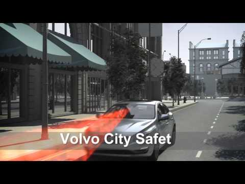Volvo Sicurezza Preventiva - BLIS, City Safety, Road Sign Information .