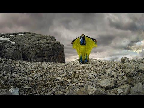 GoPro: BASE Jumping Alone with Neil Amonson