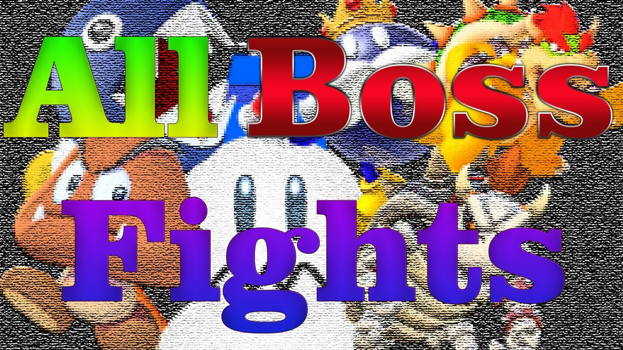 Mario Party Island Tour All Bosses