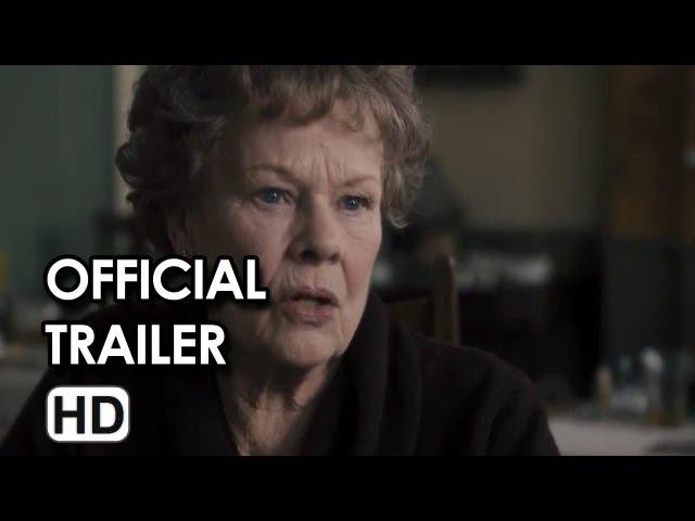 Philomena Official Trailer #2 (2013) - Judi Dench, Steve Coogan