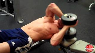 How To: Dumbbell Pull-Over