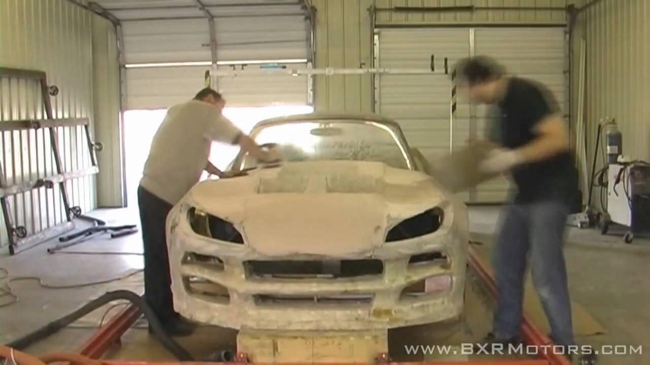 Bailey Blade XTR Car Design