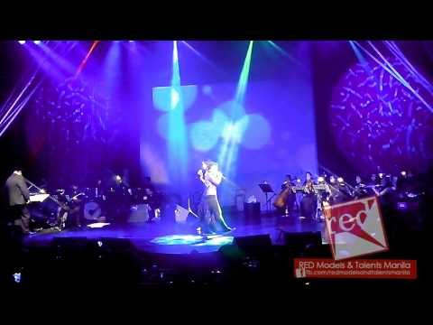 PLEASE BE CAREFUL WITH MY HEART - Kris Angelica and Timmy Pavino  (You & My Music Concert 7.13.2013)