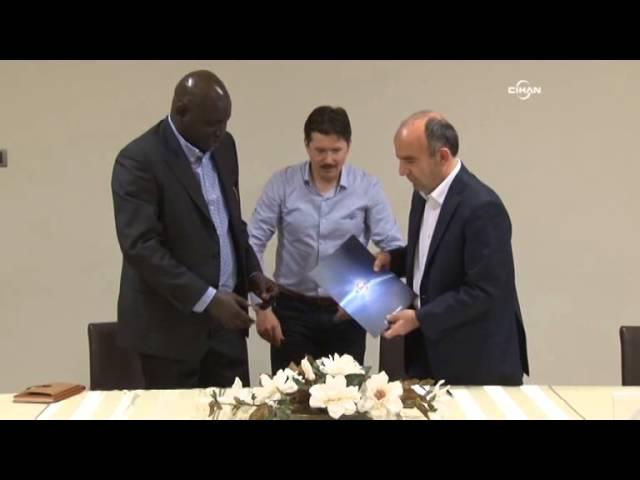 Cihan Haber Ajansı ile Le Quotidien Gazetesi arasında işbirliği anlaşması
