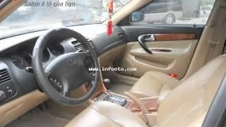 Bán xe ô tô Daewoo Magnus 2.5 - 2004 - 280 triệu