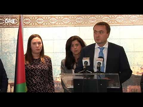 """""""ليزغنكا"""" تسدل ستارة الاسبوع الثقافي الروسي في فلسطين"""