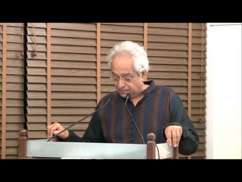 Sudhir Kakar at CSDS, Golden Jubilee Lecture